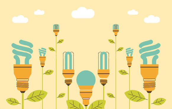 Sistemi di illuminazione ad alta efficienza residenziale for Sistemi di illuminazione